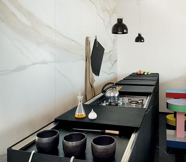 Küche & Arbeitsplatten Projekt 7