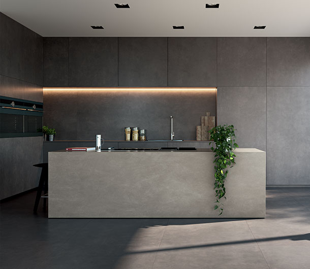 Küche & Arbeitsplatten Projekt 10