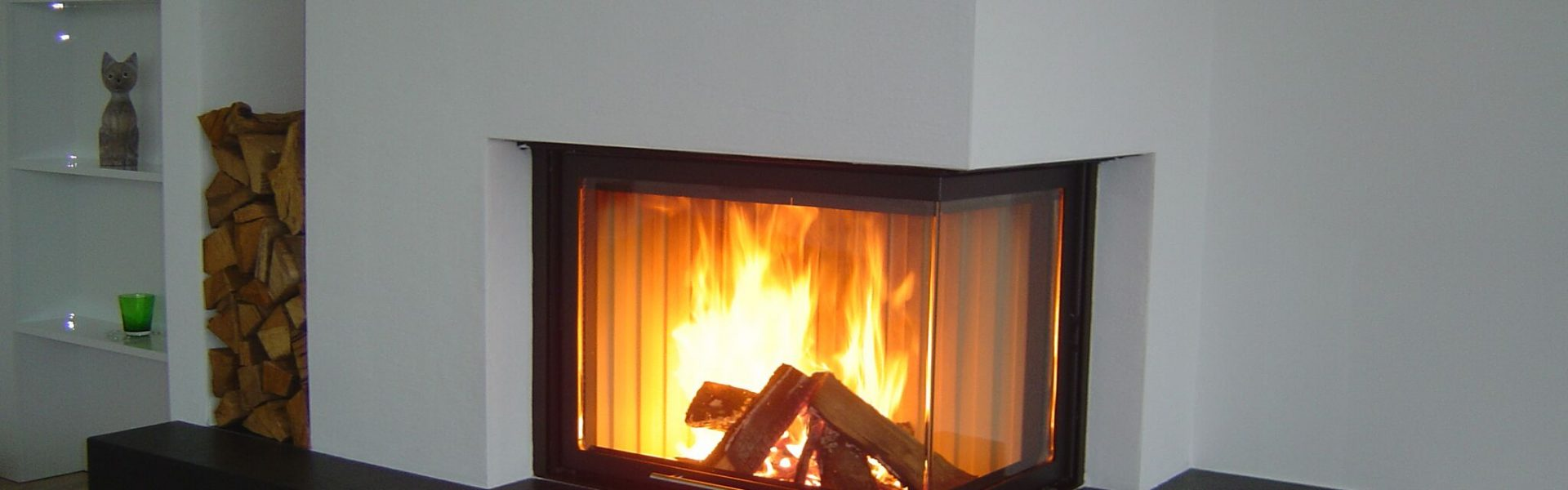 Geschlossene Feuerstellen