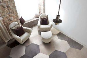 Zementplatten Design