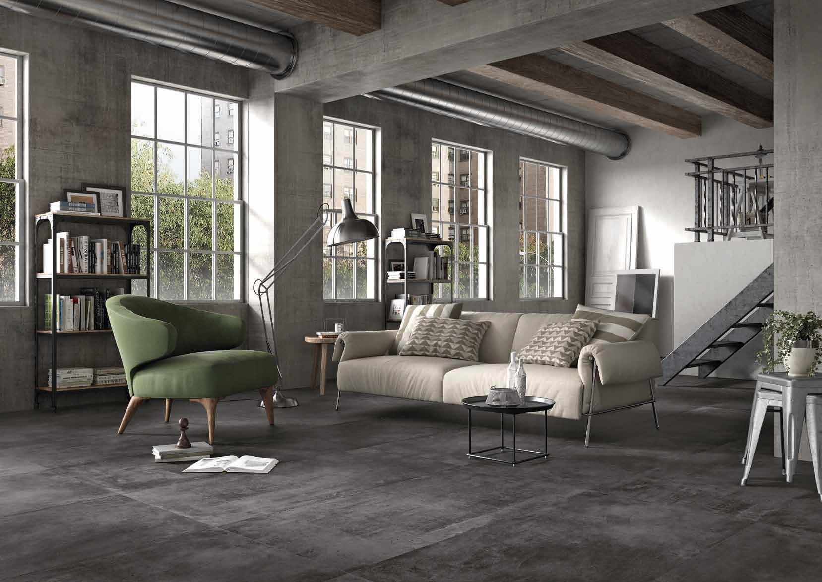 Fußböden & Verkleidungen Projekt 40