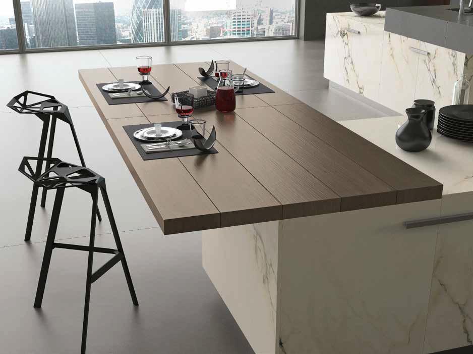 Küche & Arbeitsplatten Projekt 18