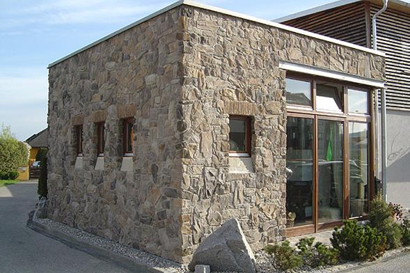 Aussenbereich & Fassaden Projekt 8